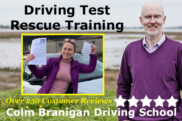driving test rescue
